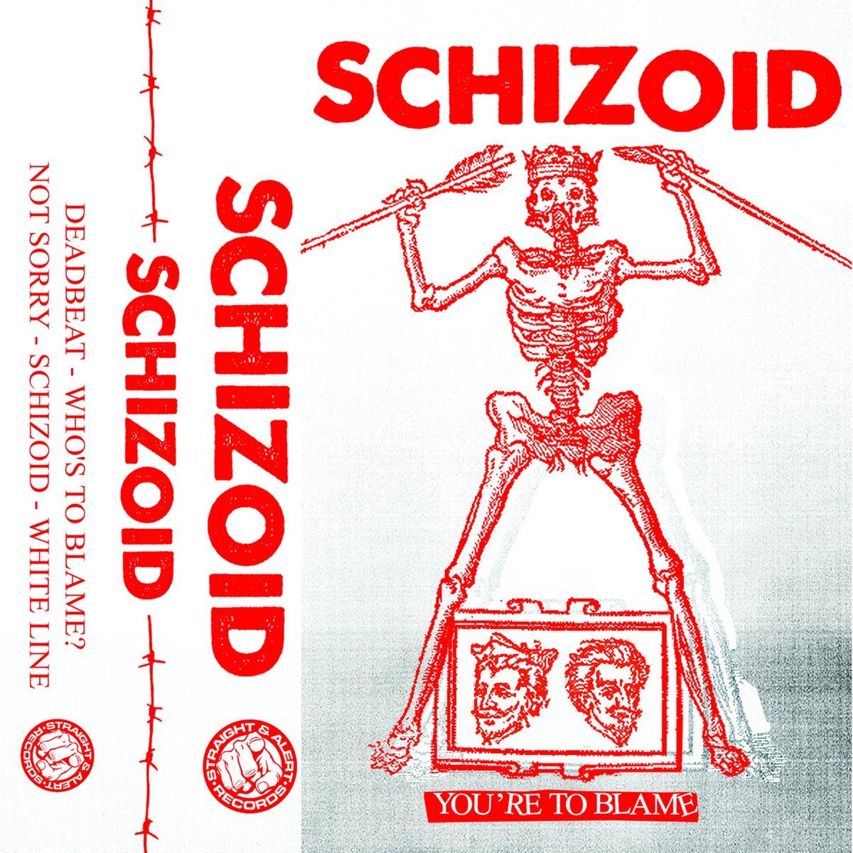 Schizoid - You're to blame CS