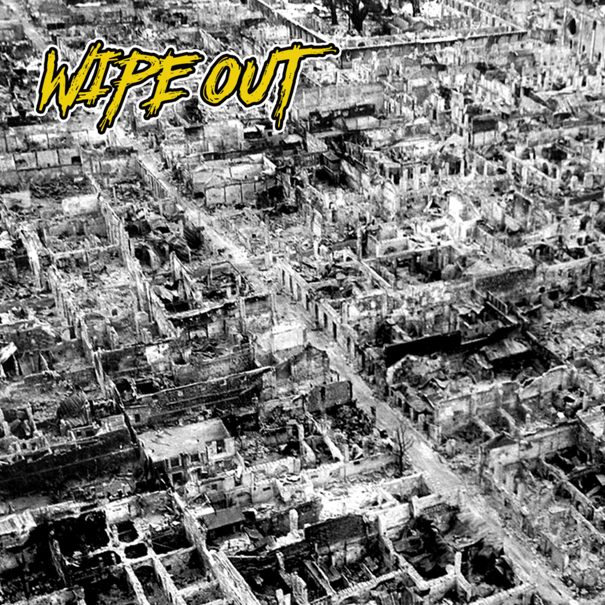 Wipe Out - s/t CS