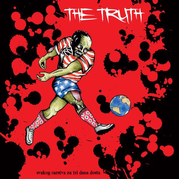 Helltard / The Truth split 10