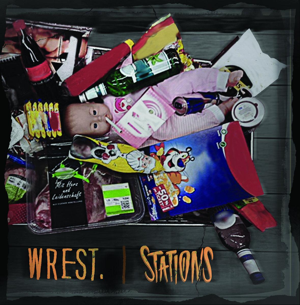 Wrest. / Stations split 10