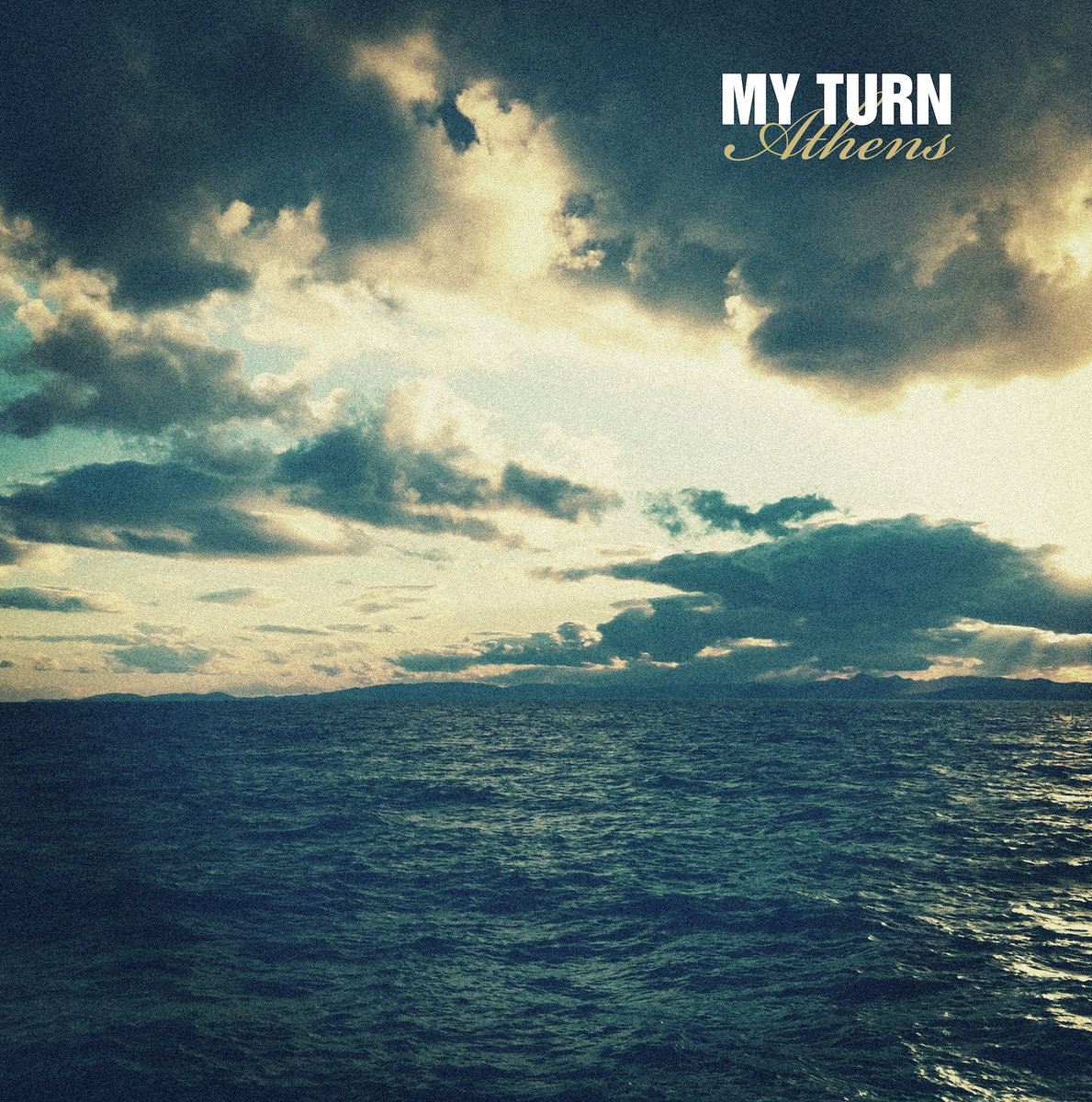 -sold out- My Turn - Athens CD