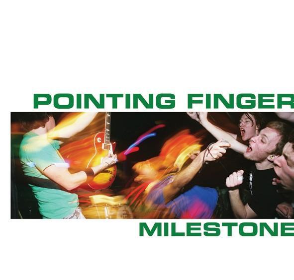Pointing Finger - Milestone CD