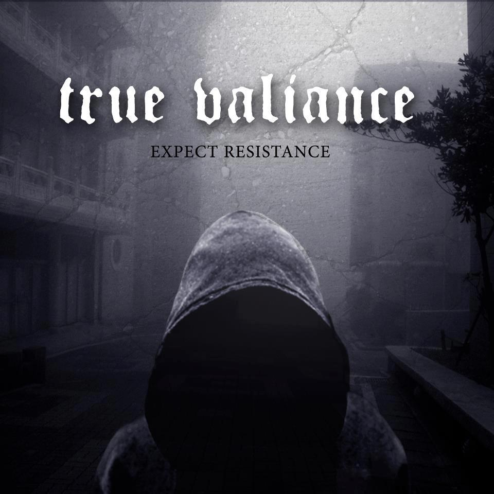 -sold out- True Valiance - Expect resistance CD