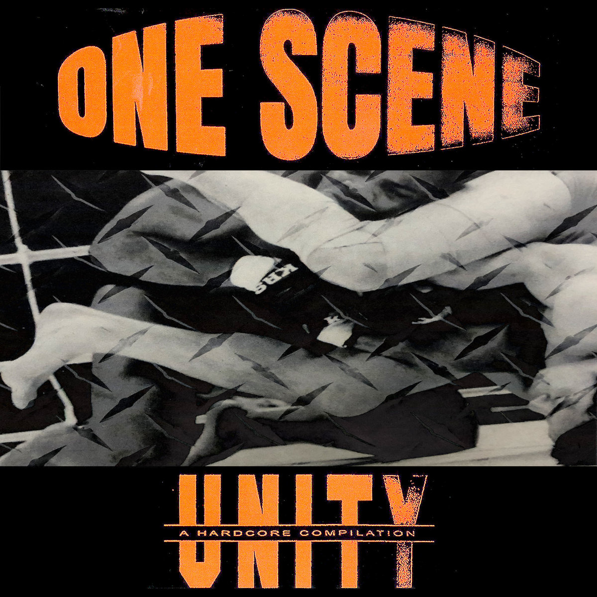 -sold out- V/A One Scene Unity CD