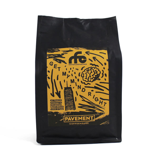 Pavement Coffeehouse x Run For Cover Records - G.M.M.R. Roast Coffee