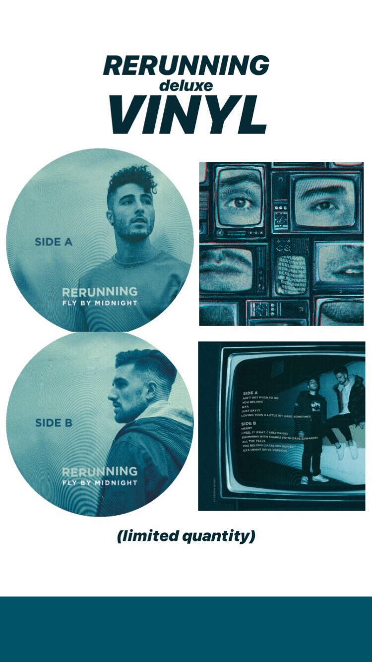 Rerunning Vinyl