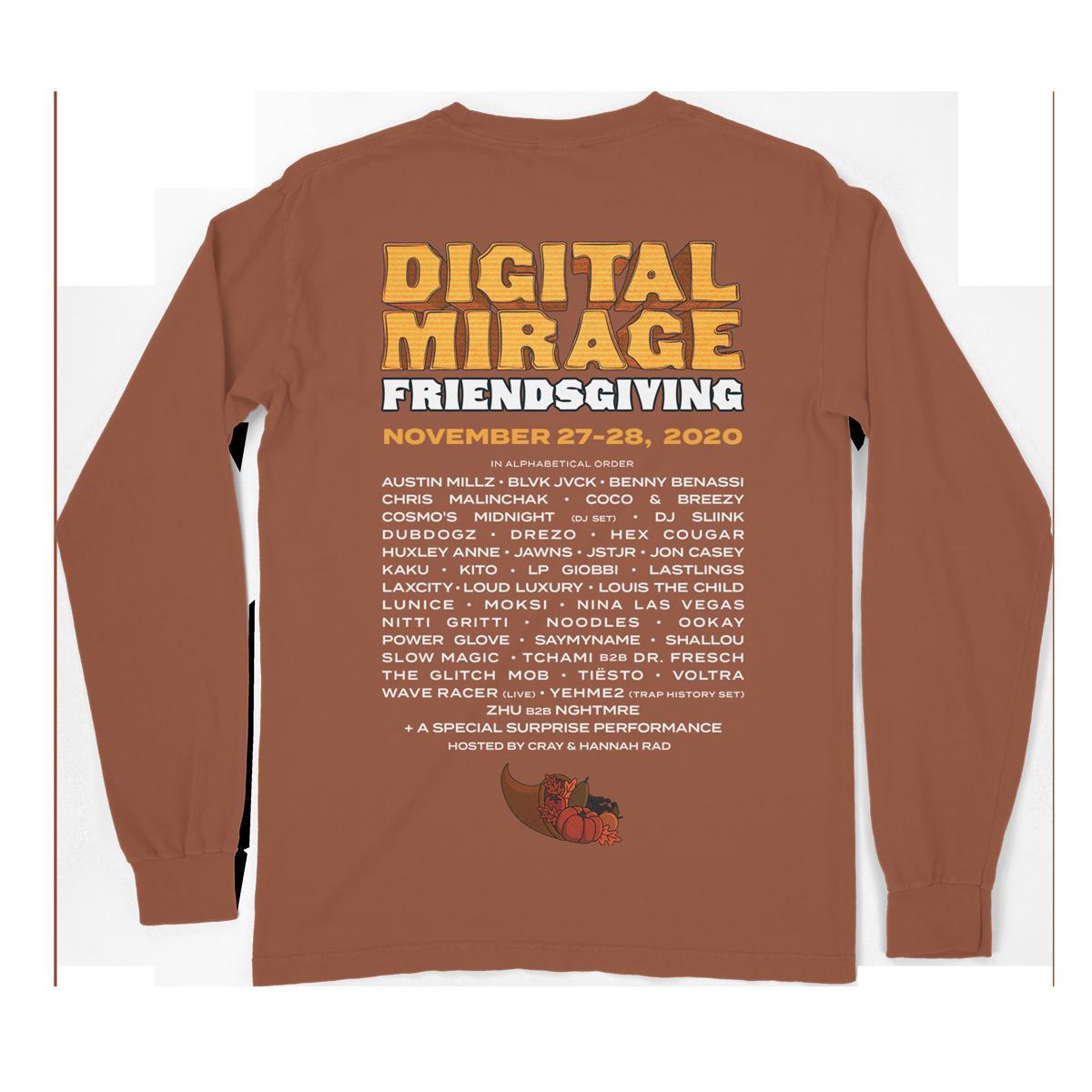Friendsgiving 2020 Long Sleeve
