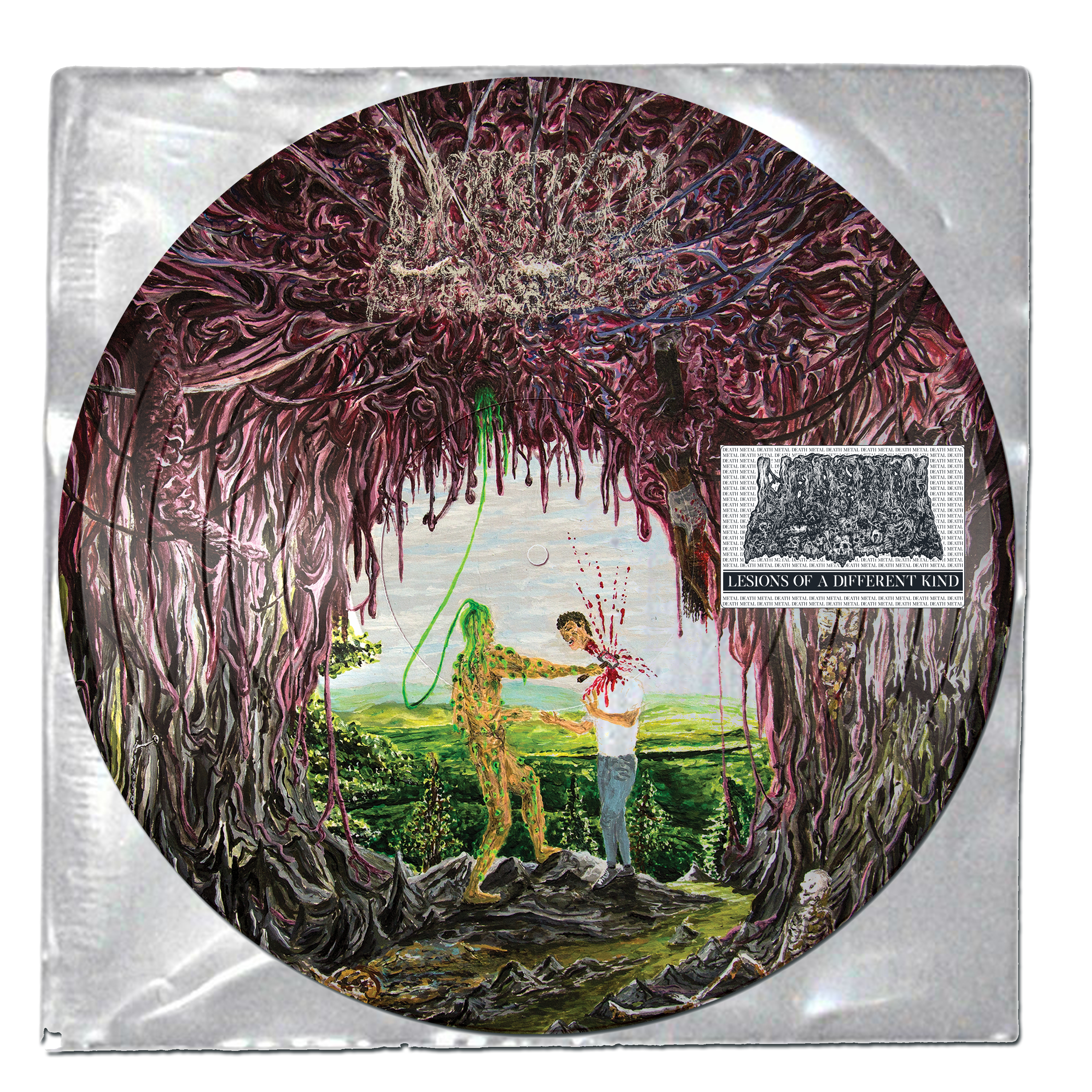 Lesions of A Different Kind (Picture Disc)