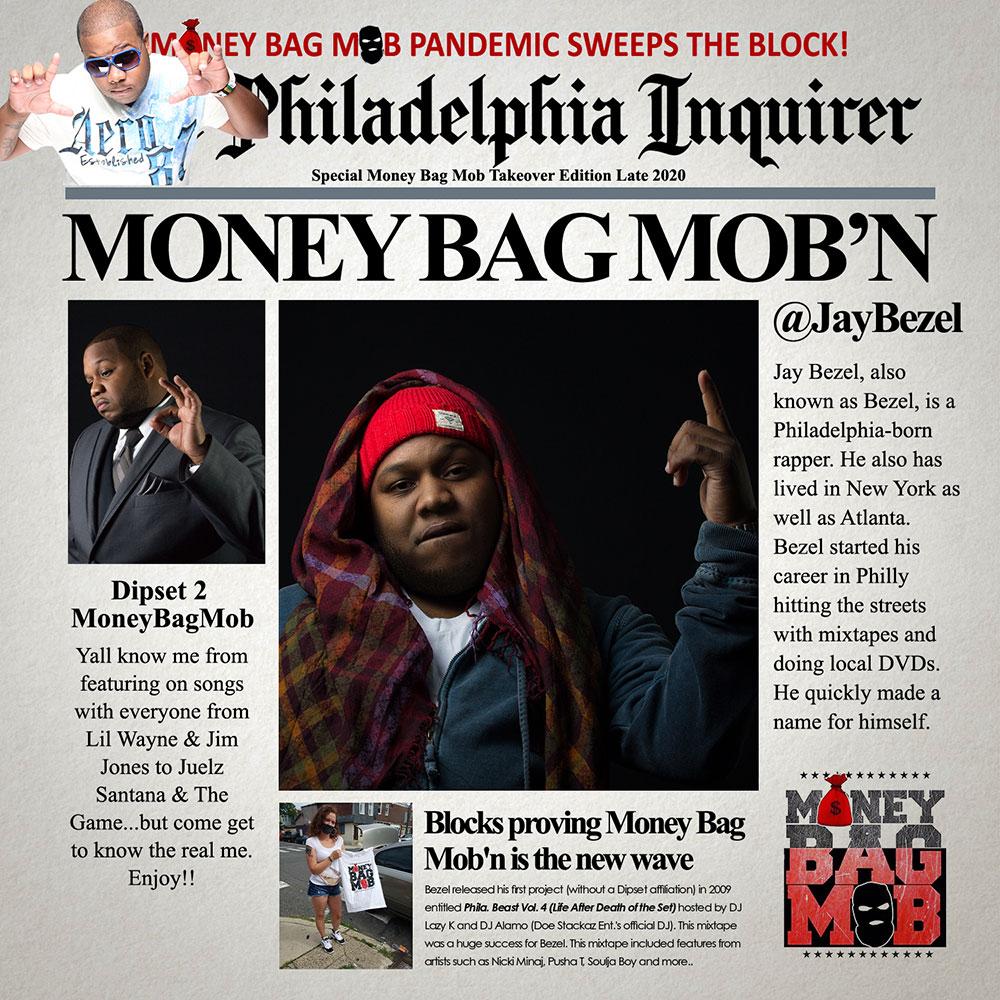 Jay Bezel - Money Bag Mob'N