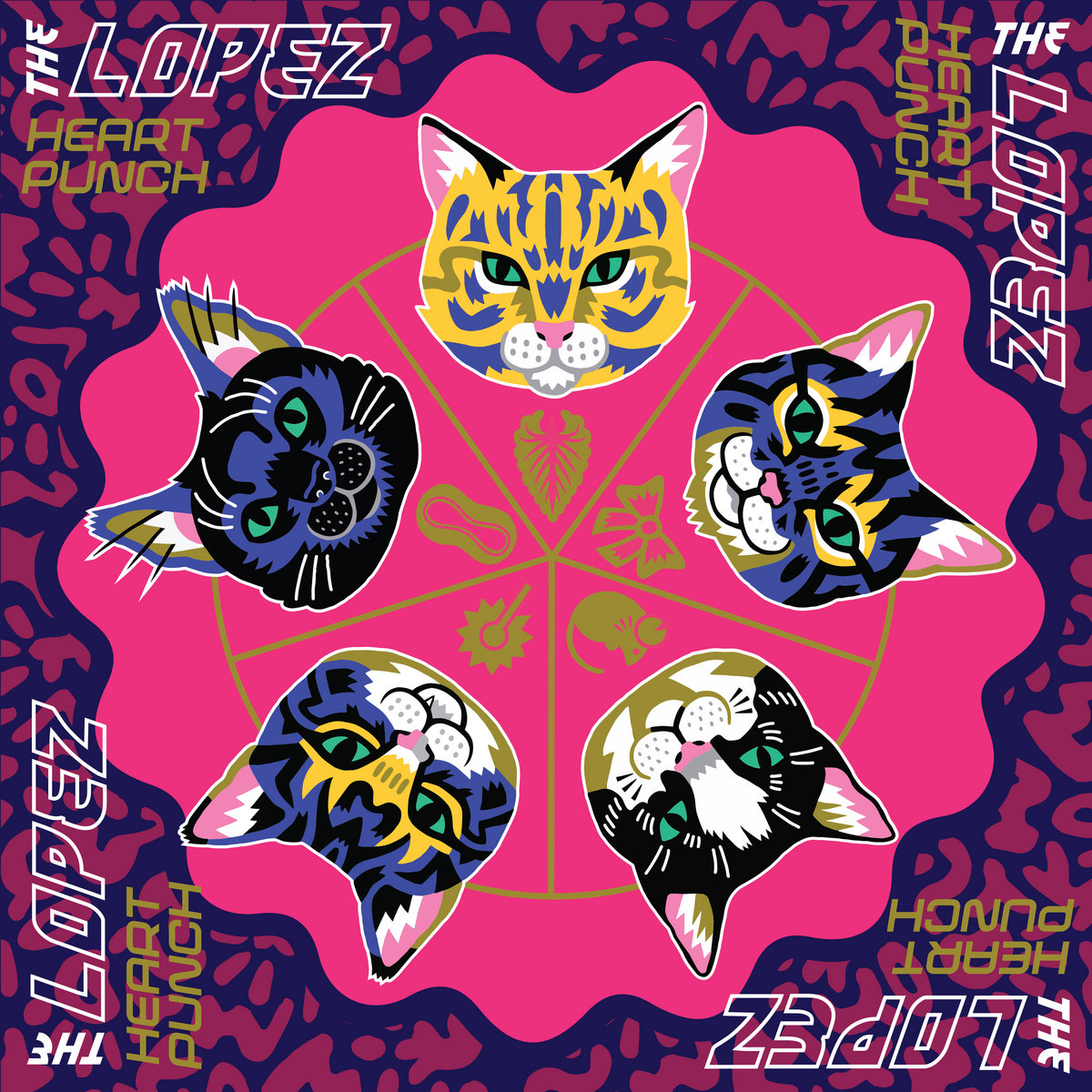 The Lopez - Heart Punch