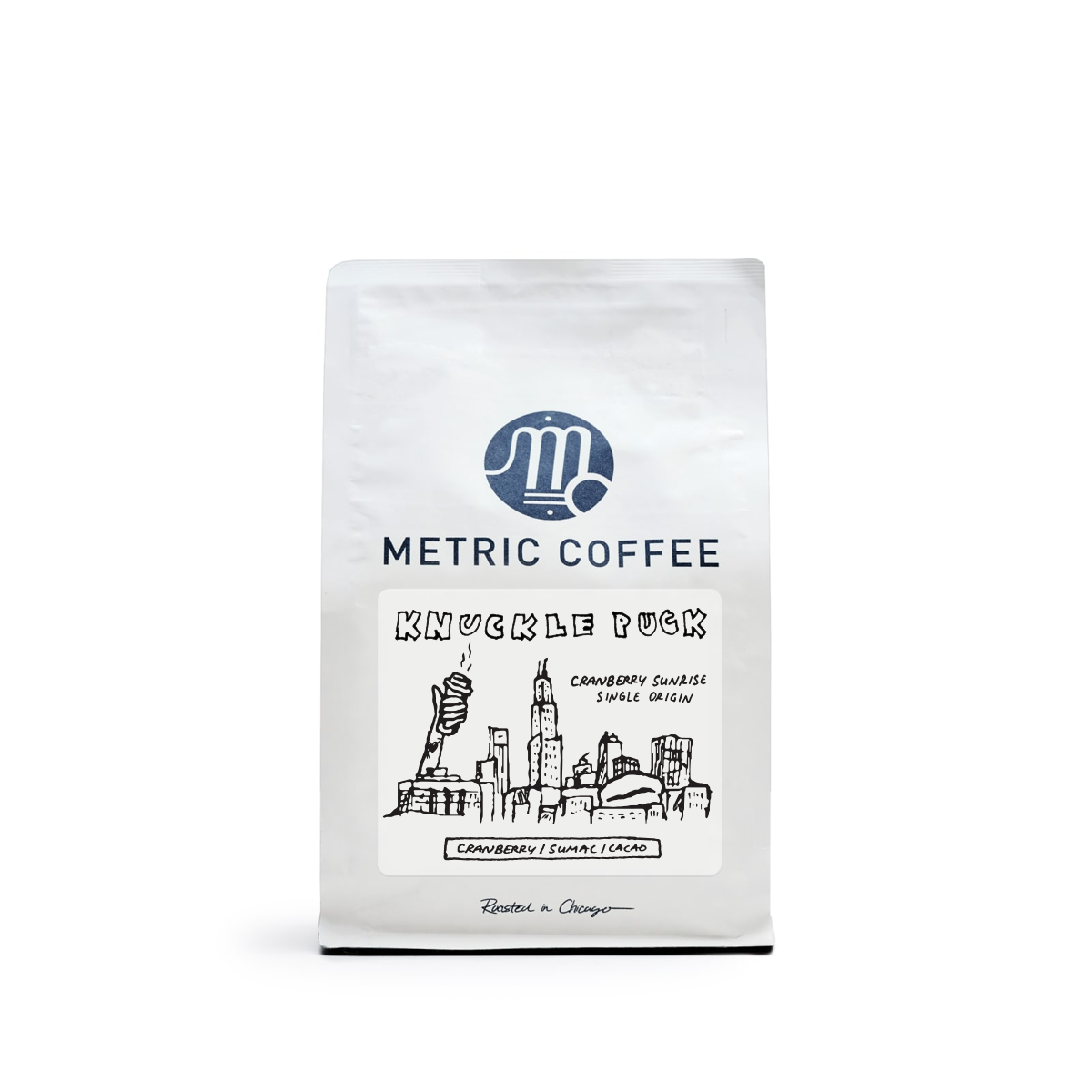 Metric x 20/20 Cranberry Sunrise Single Origin Coffee
