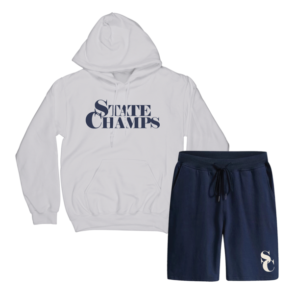 LIMITED EDITION Logo Hoodie + Shorts
