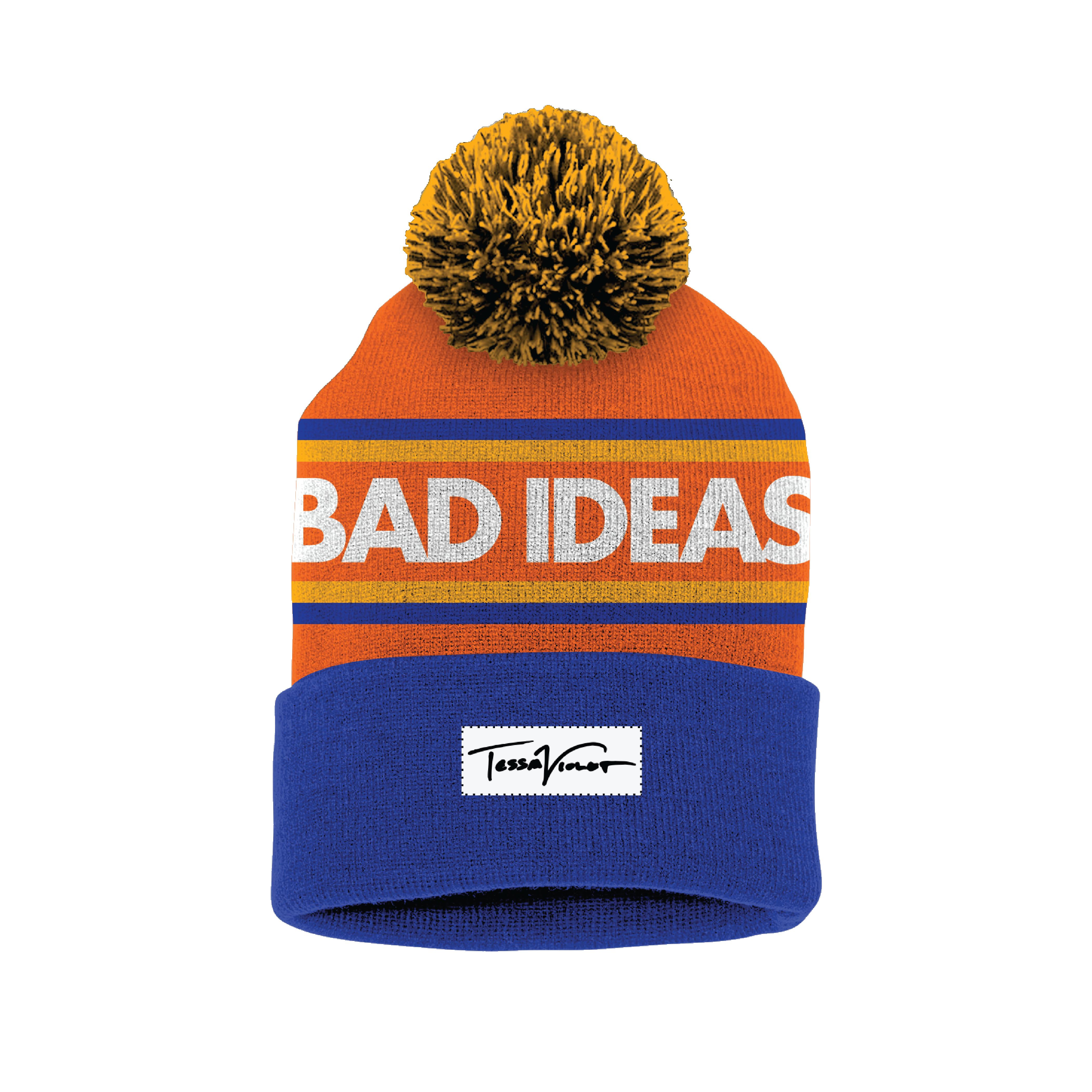 Bad Ideas Pom Hat