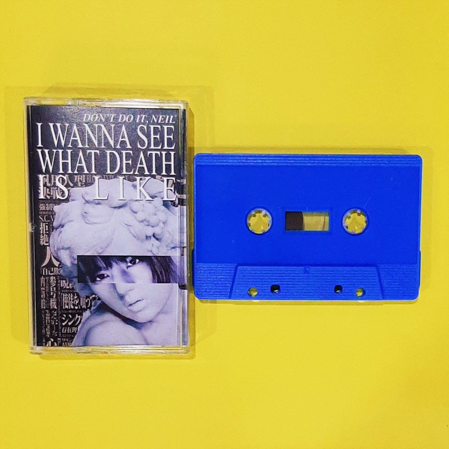 Don't do it, Neil -  I WANNA SEE WHAT DEATH IS LIKE (Grimalkin Records)