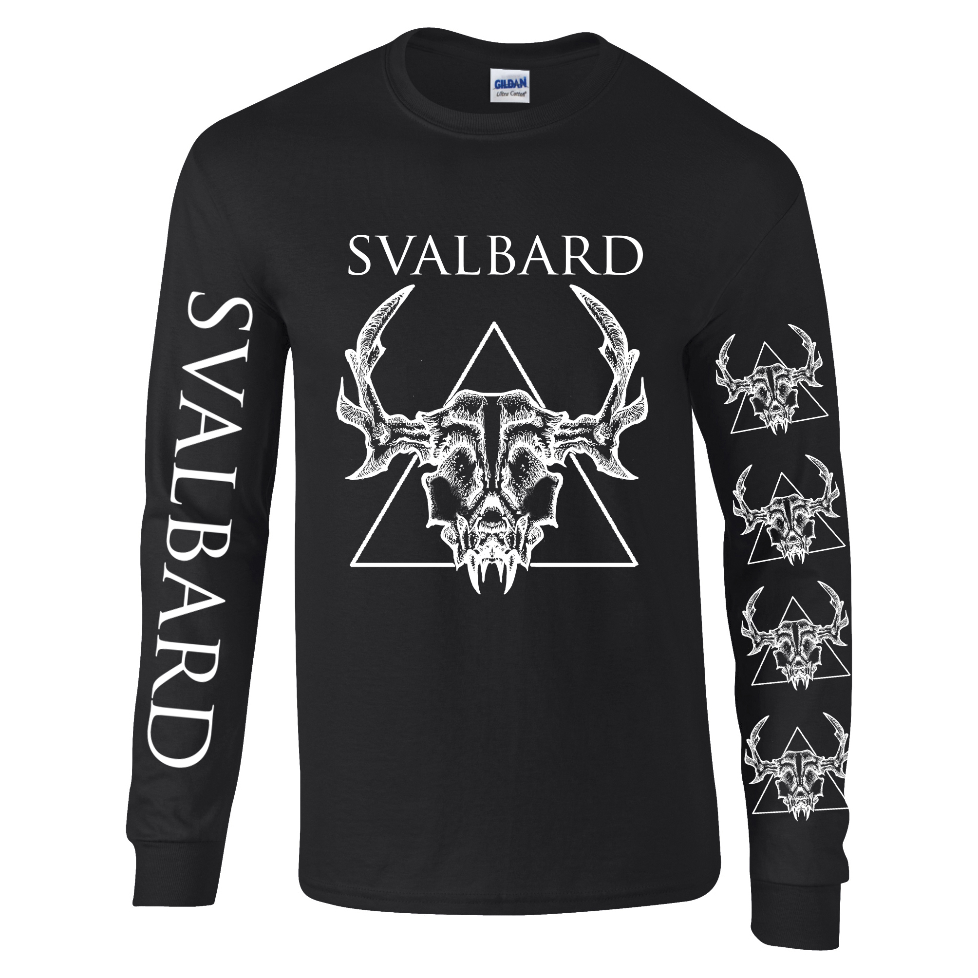 Svalbard - 'When I Die, Will I Get Better' long sleeve