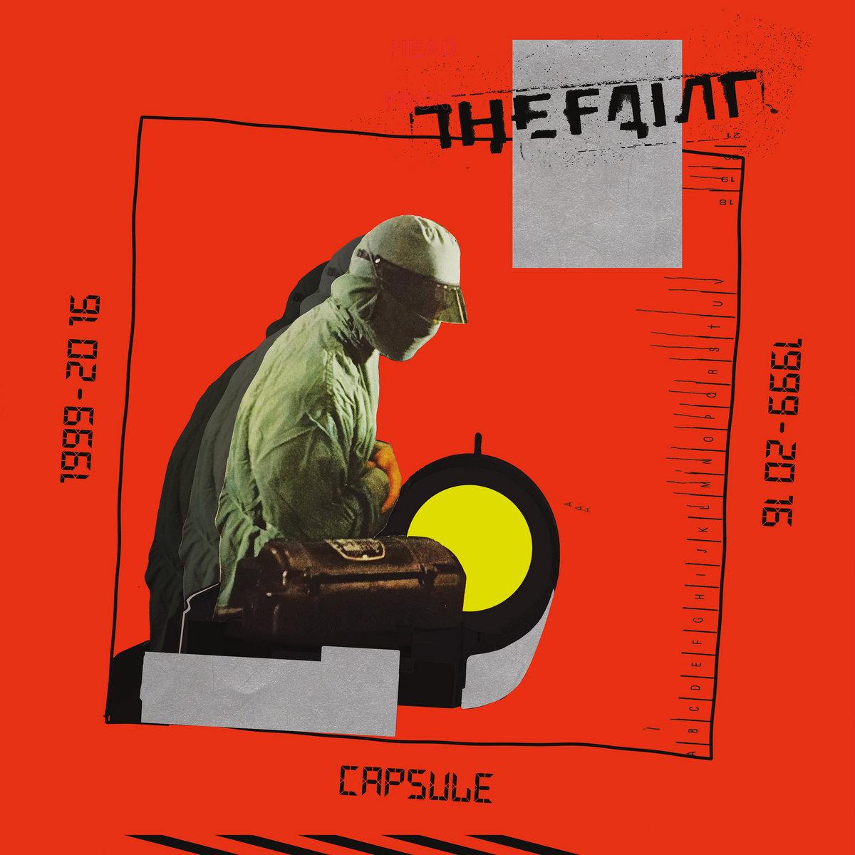 The Faint - Capsule: 1999-2016 LP