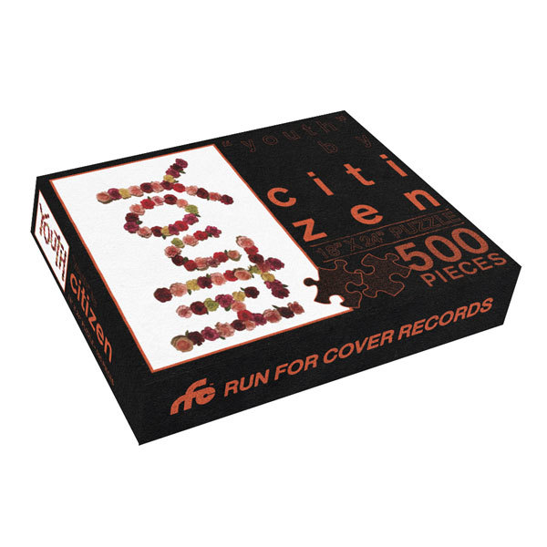 Citizen - Youth 500 Piece Jigsaw Puzzle