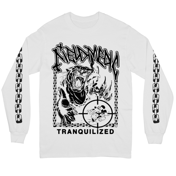 Tranquilized Long Sleeve Tee
