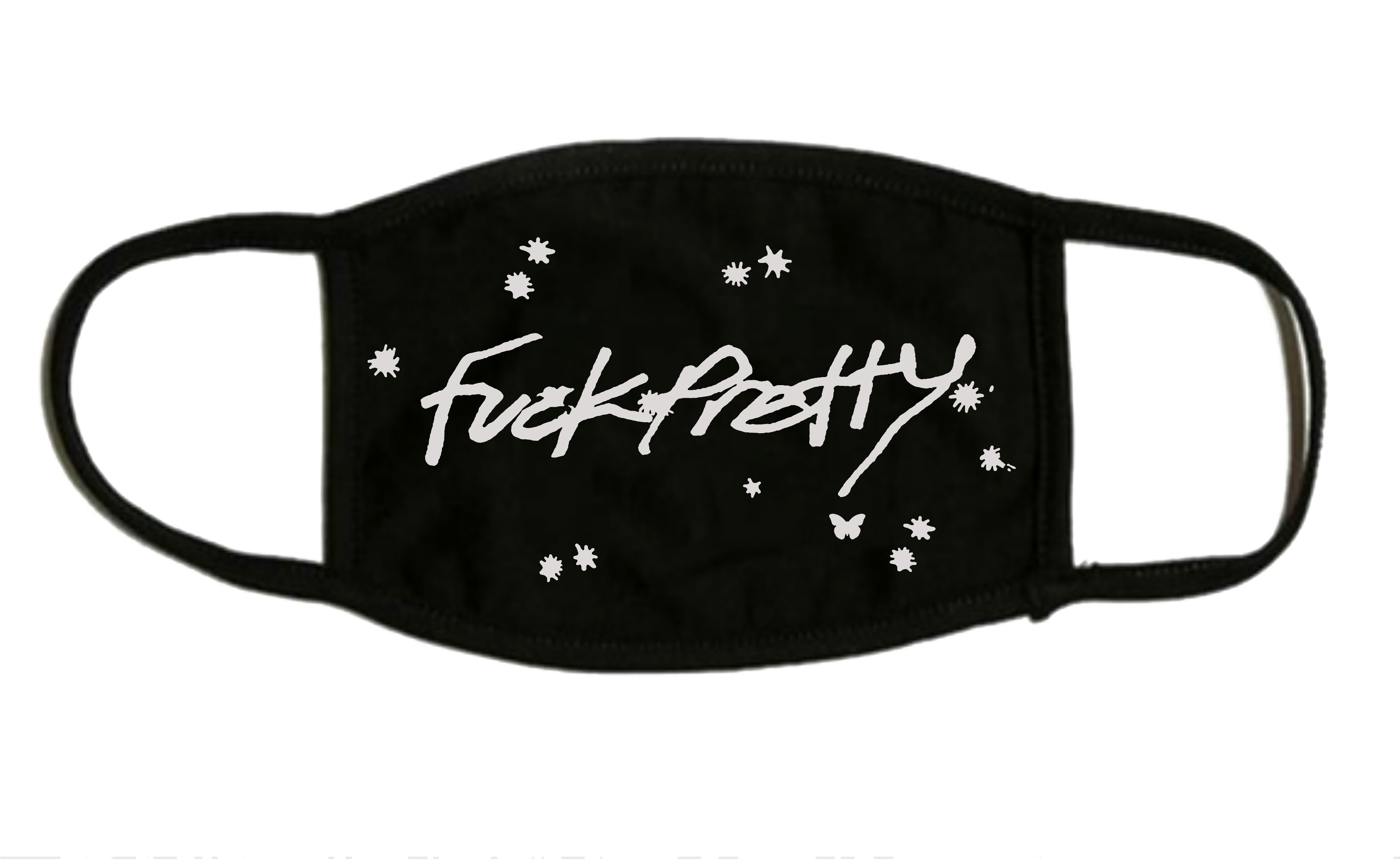 Fuck Pretty Face Mask