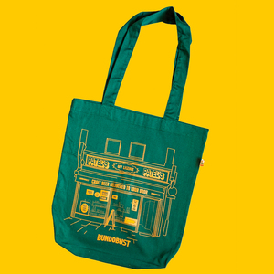 Patels Off Licence Tote Bag
