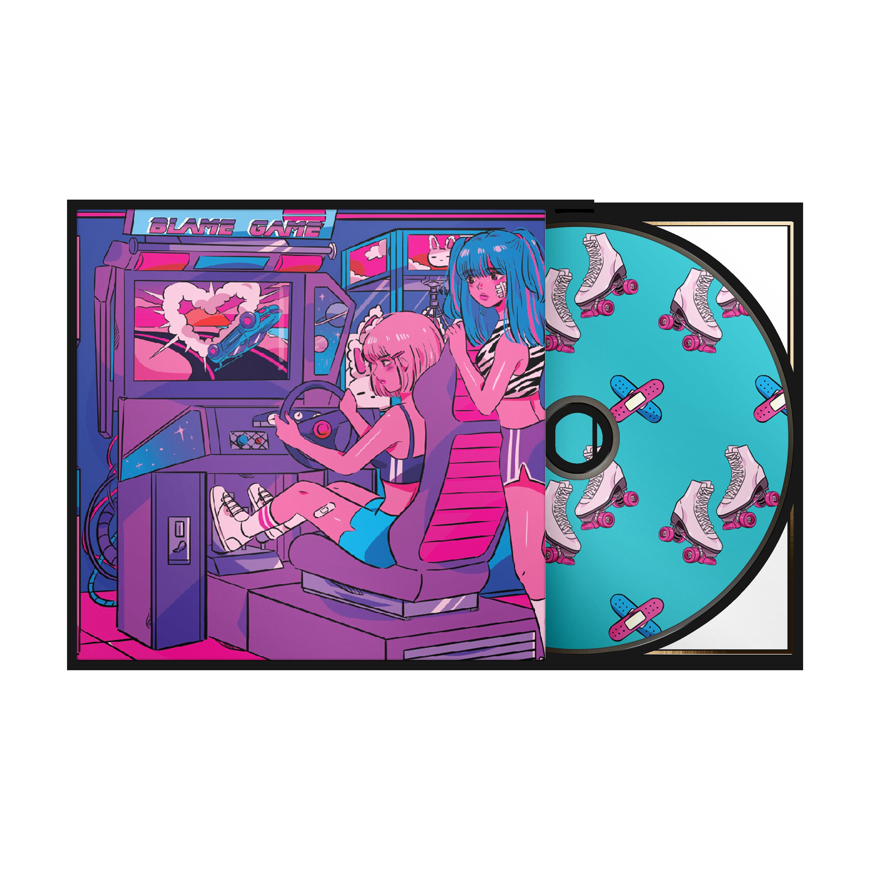 Blame Game CD