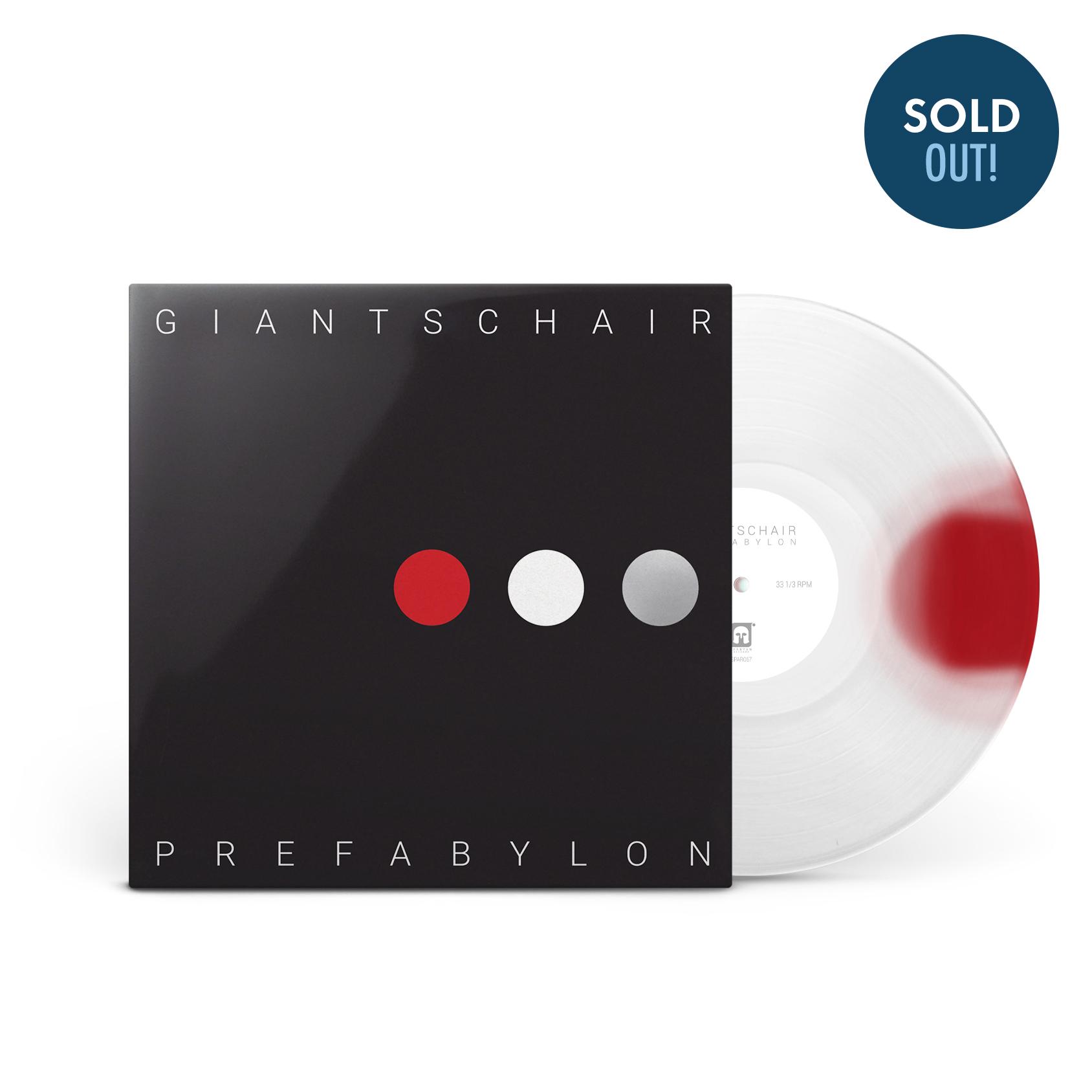 Giants Chair - Prefabylon