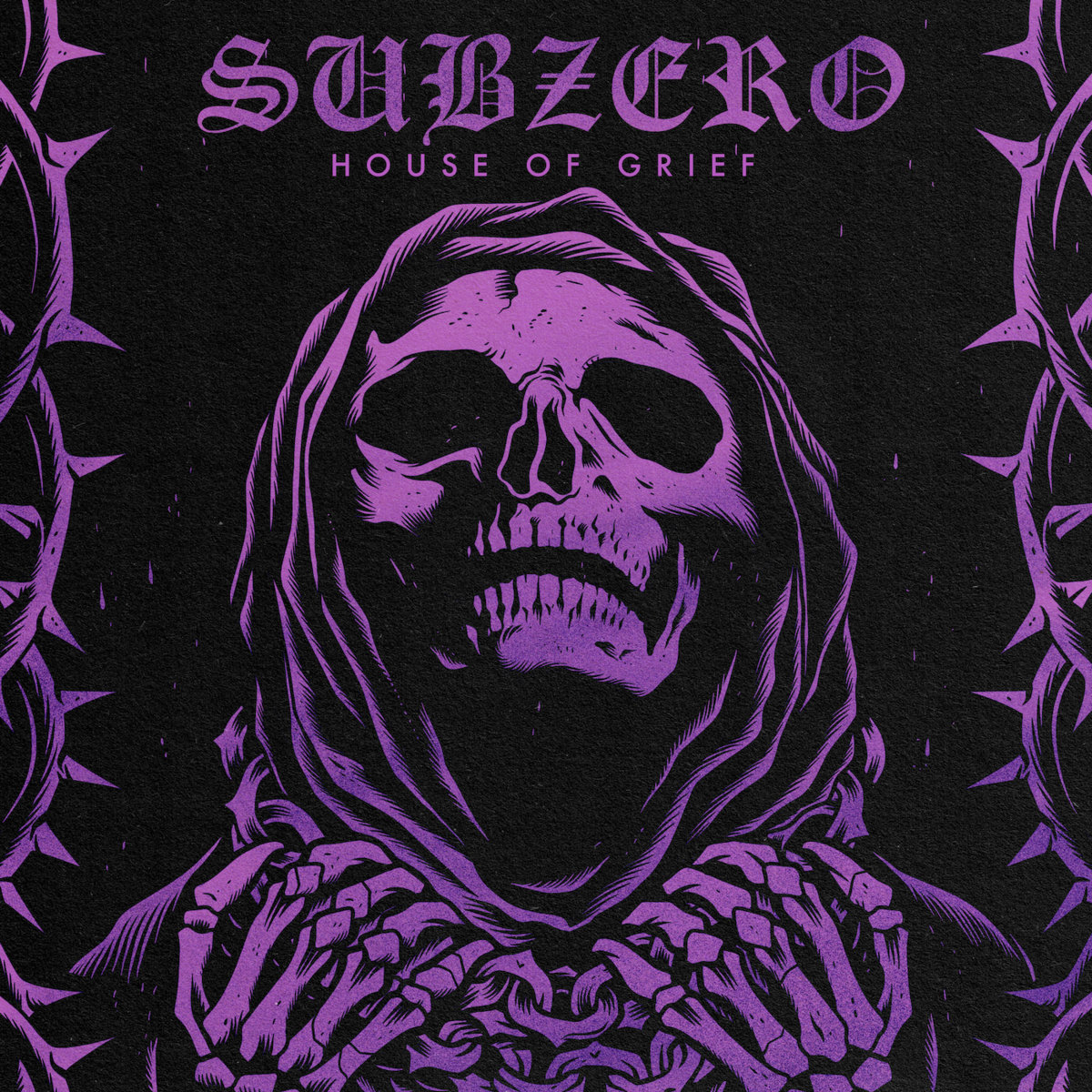 -sold out- Subzero 'House of grief' 7