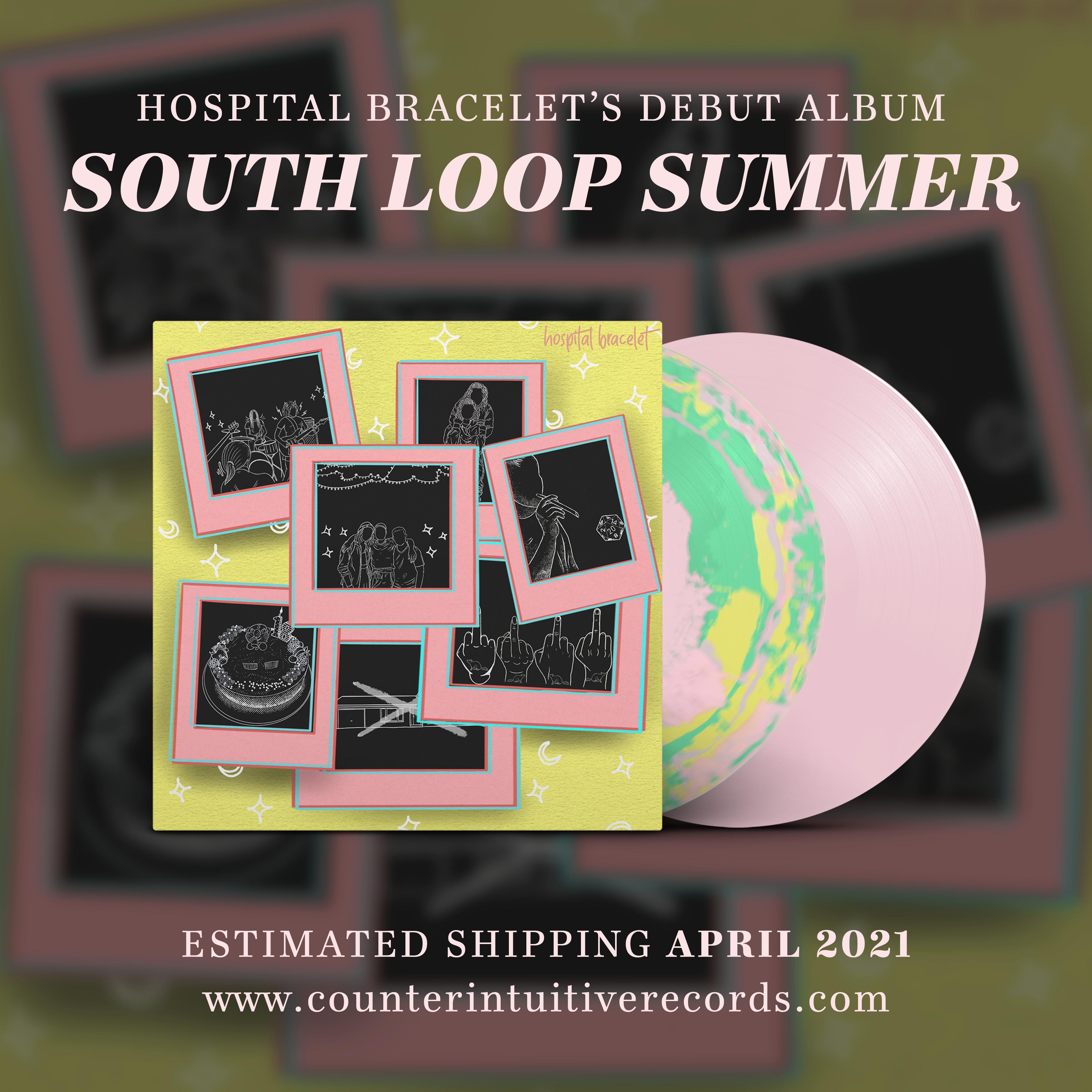 Hospital Bracelet - South Loop Summer PREORDER