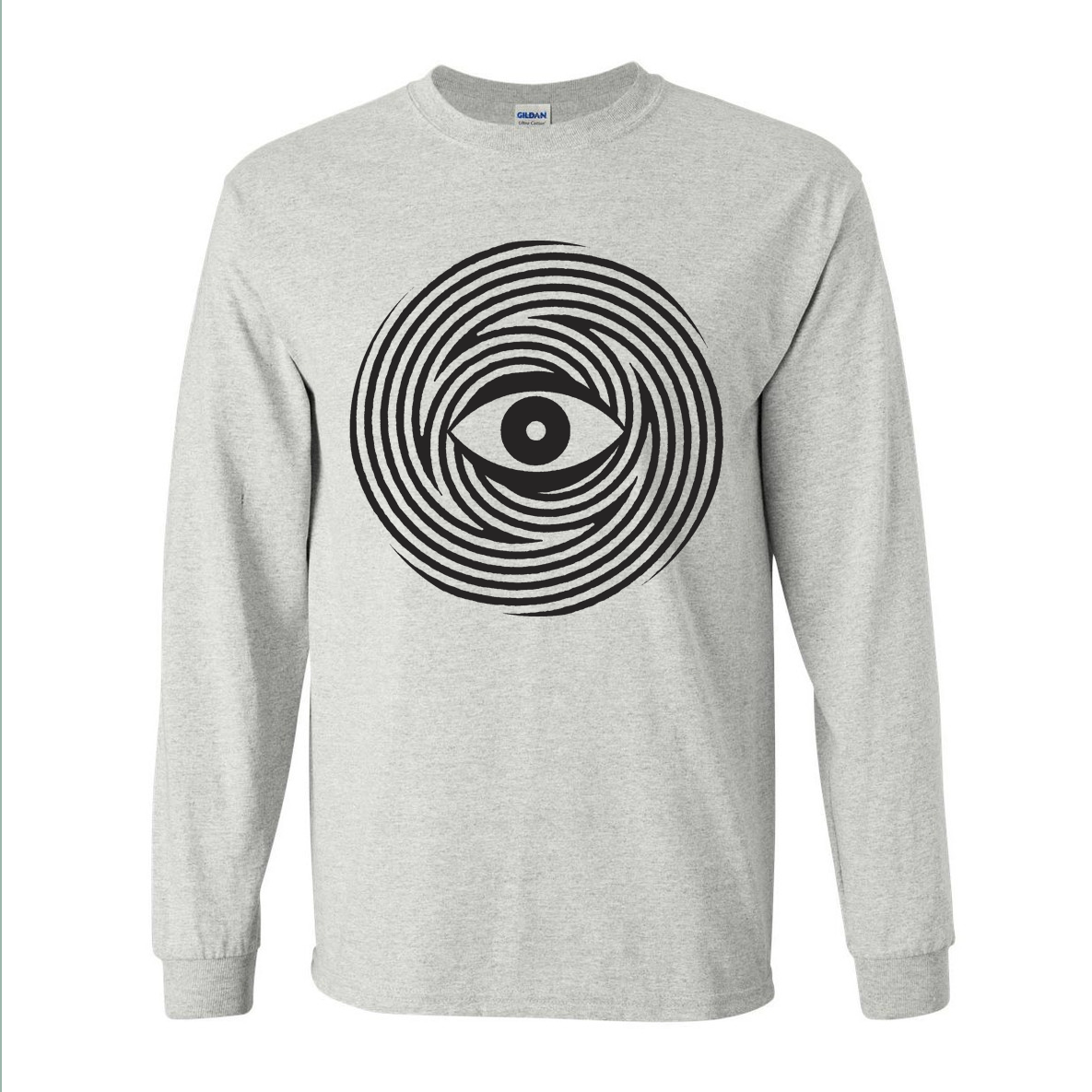 The Physics House Band - 'HYPNOTIC' Long Sleeve T-Shirt