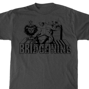 Bridge Nine 'Lion of Judah' T-Shirt