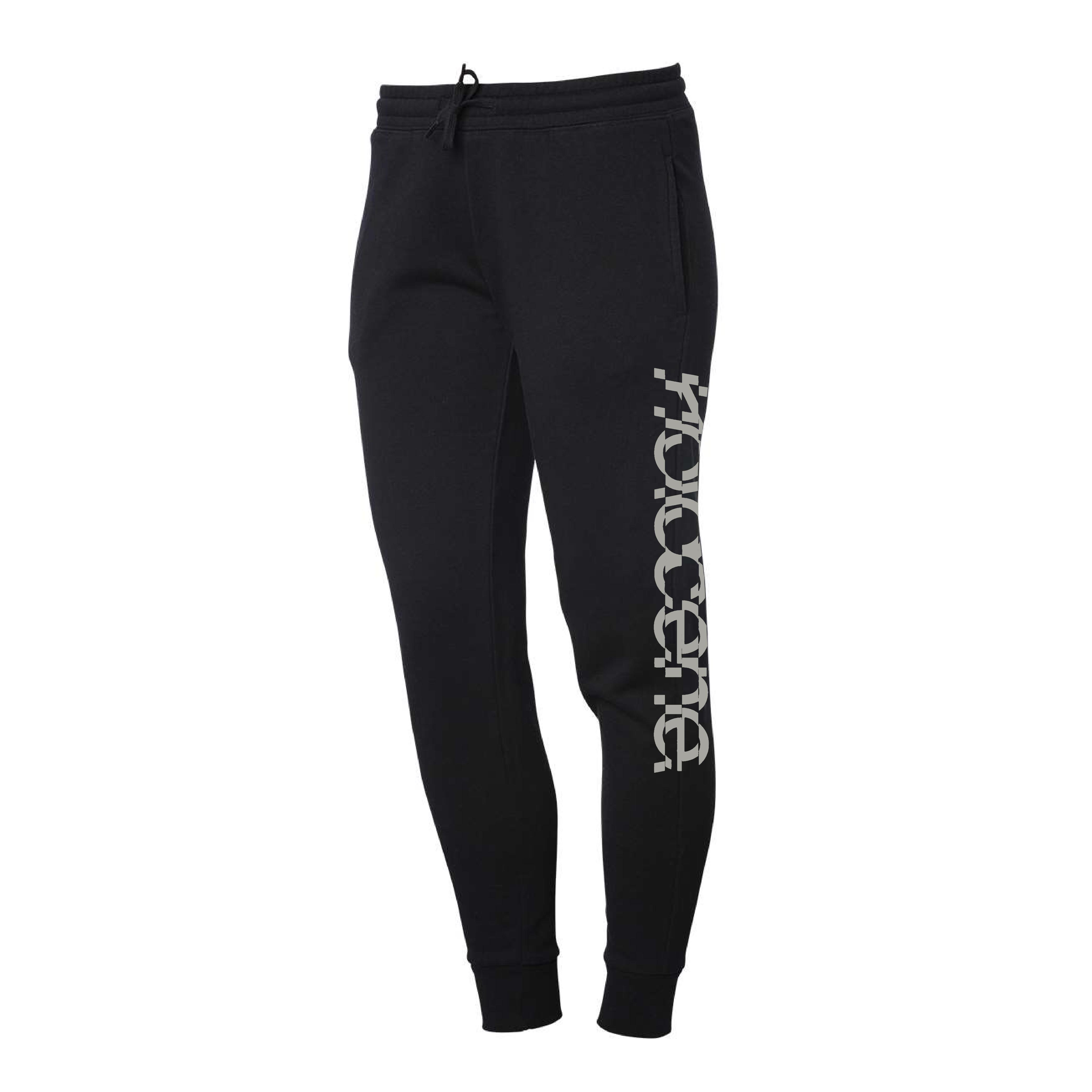 Women's Premium Fleece Sweatpants w/ Holocene