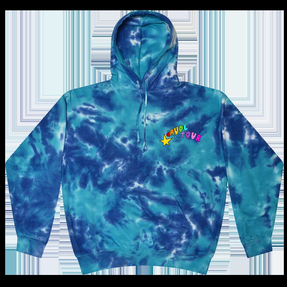 Logo Hoodie - Tie Dye