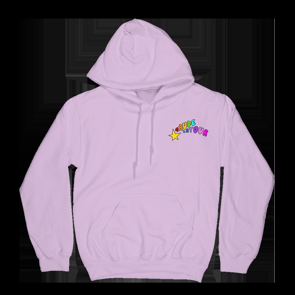 Violet Logo Hoodie