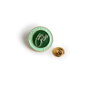 Official Fan Club 2020 Enamel Pin