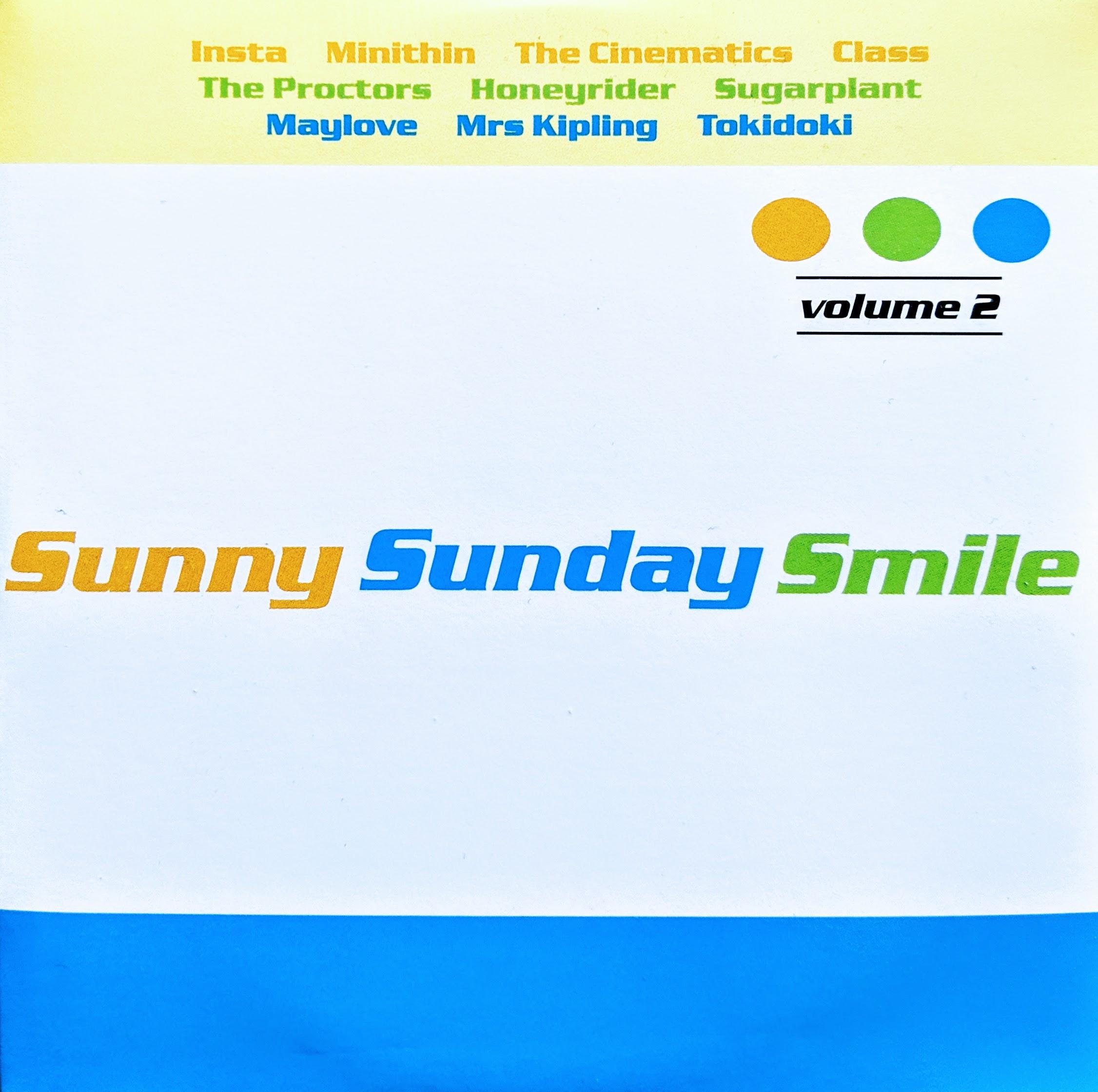 Sunny Sunday Smile Vol 2 CD