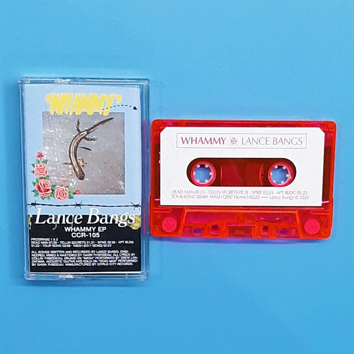 Lance Bangs - WHAMMY (Citrus City Records)