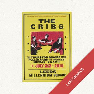 Leeds Millennium Square A2 Poster