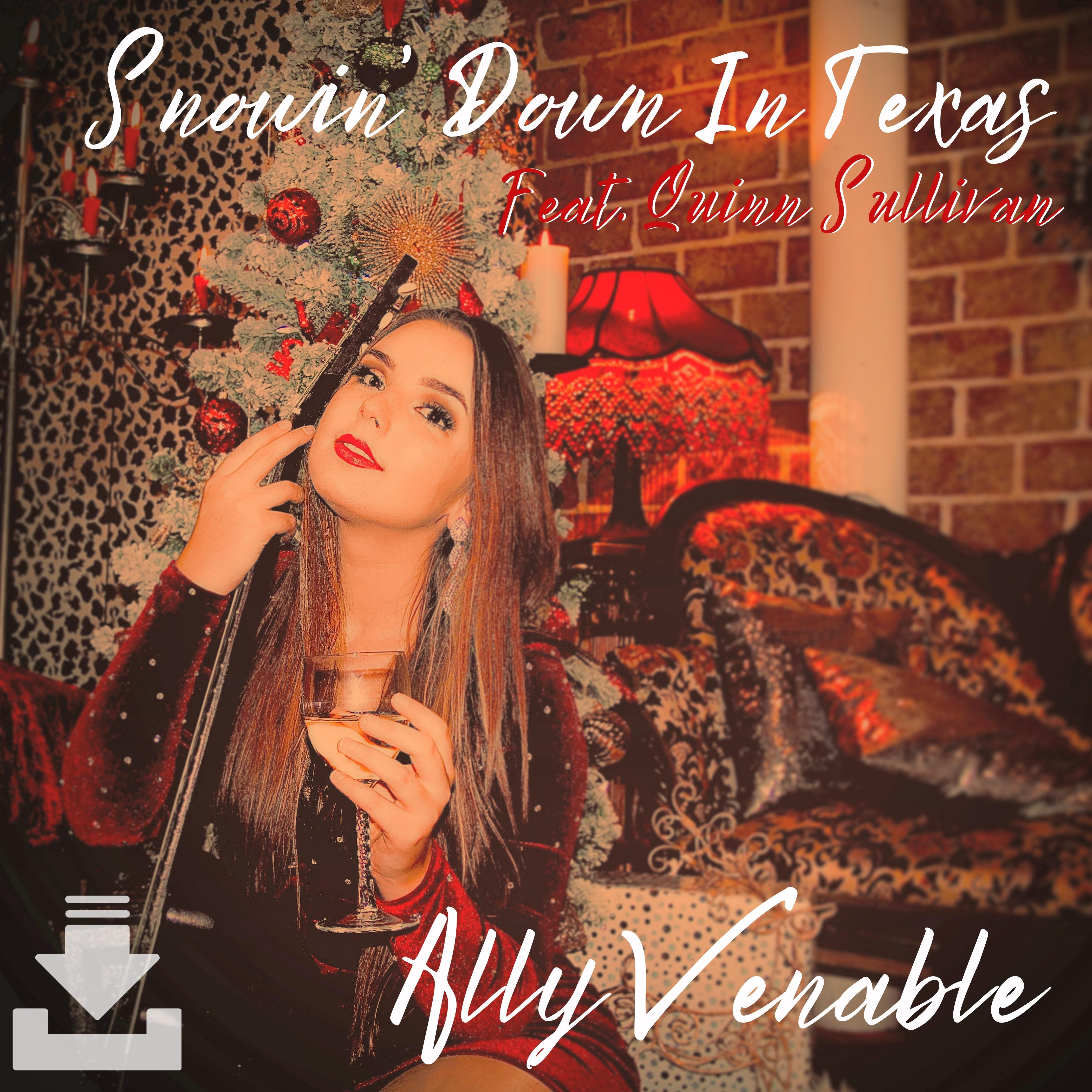Snowin' Down In Texas (Feat. Quinn Sullivan) - Digital Single