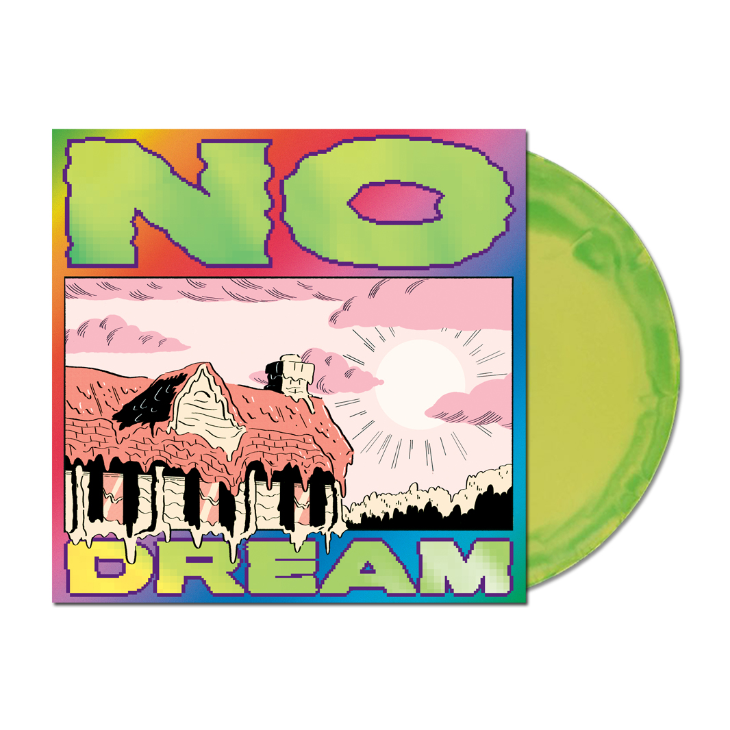 Jeff Rosenstock - NO DREAM LP / CD