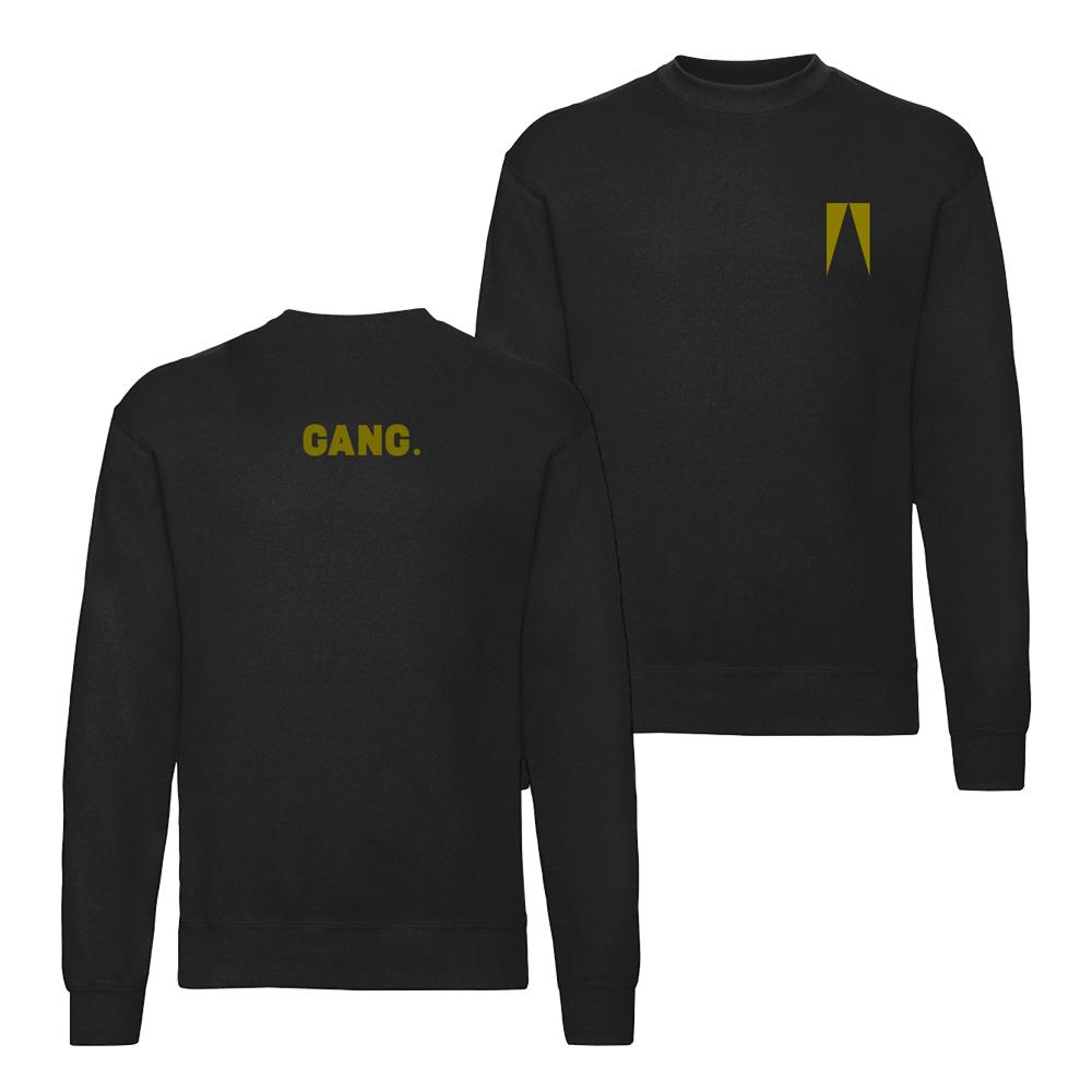 ASIWYFA 'GANG' Sweatshirt (Black)