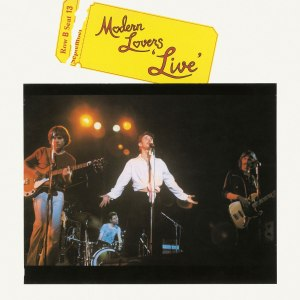 The Modern Lovers - Live LP