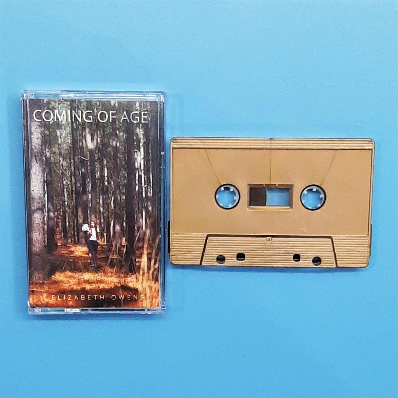 (Eli)zabeth Owens - Coming of Age (Grimalkin Records)