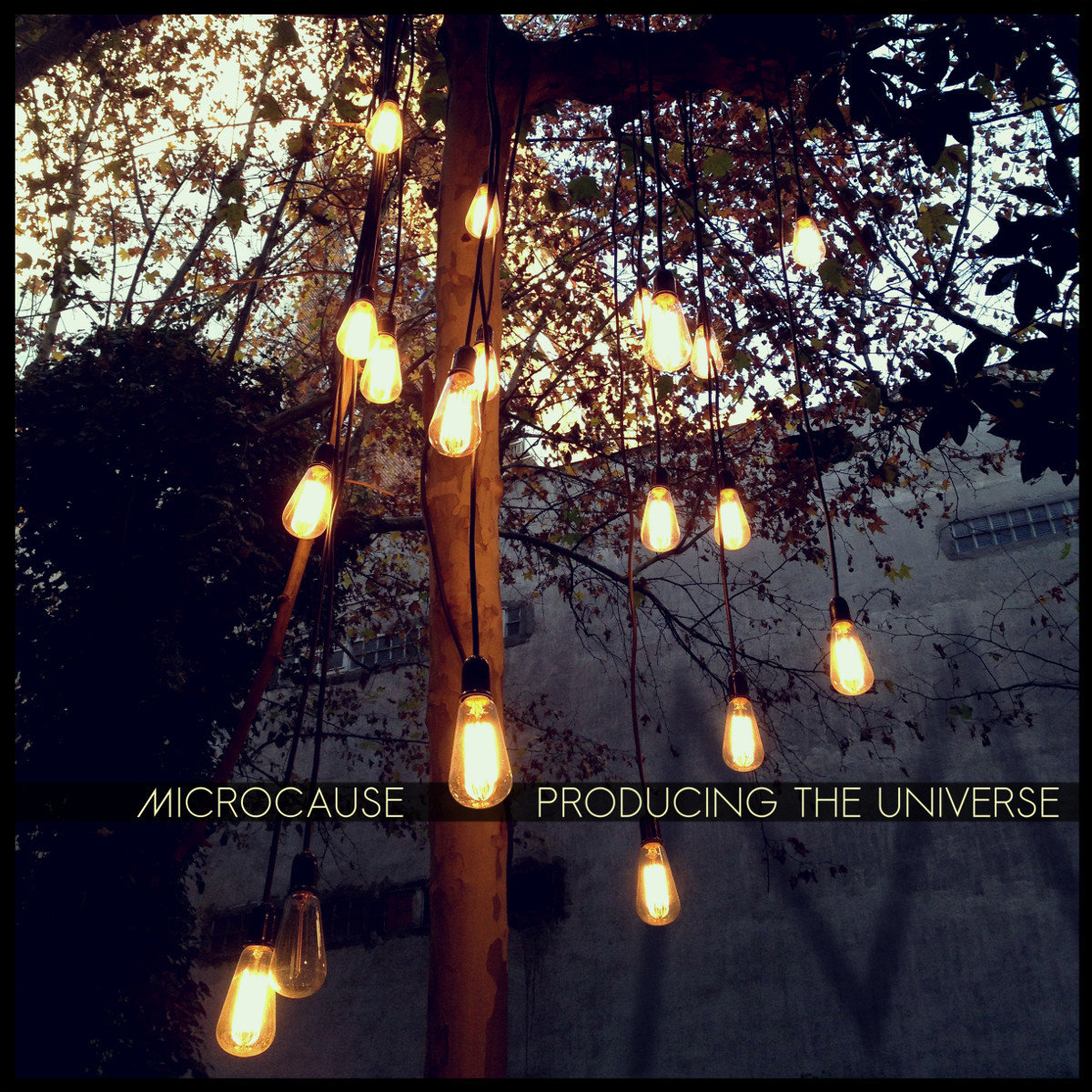 Microcause - Producing The Universe (CD)