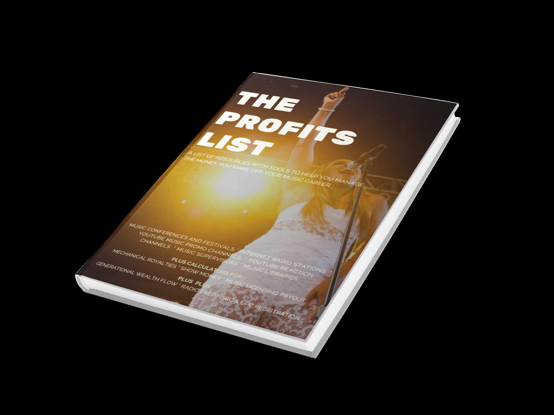 The Profits List (E-Book)