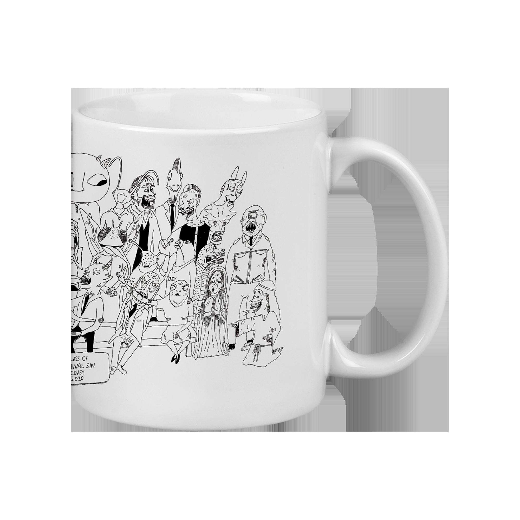 Full Class Mug