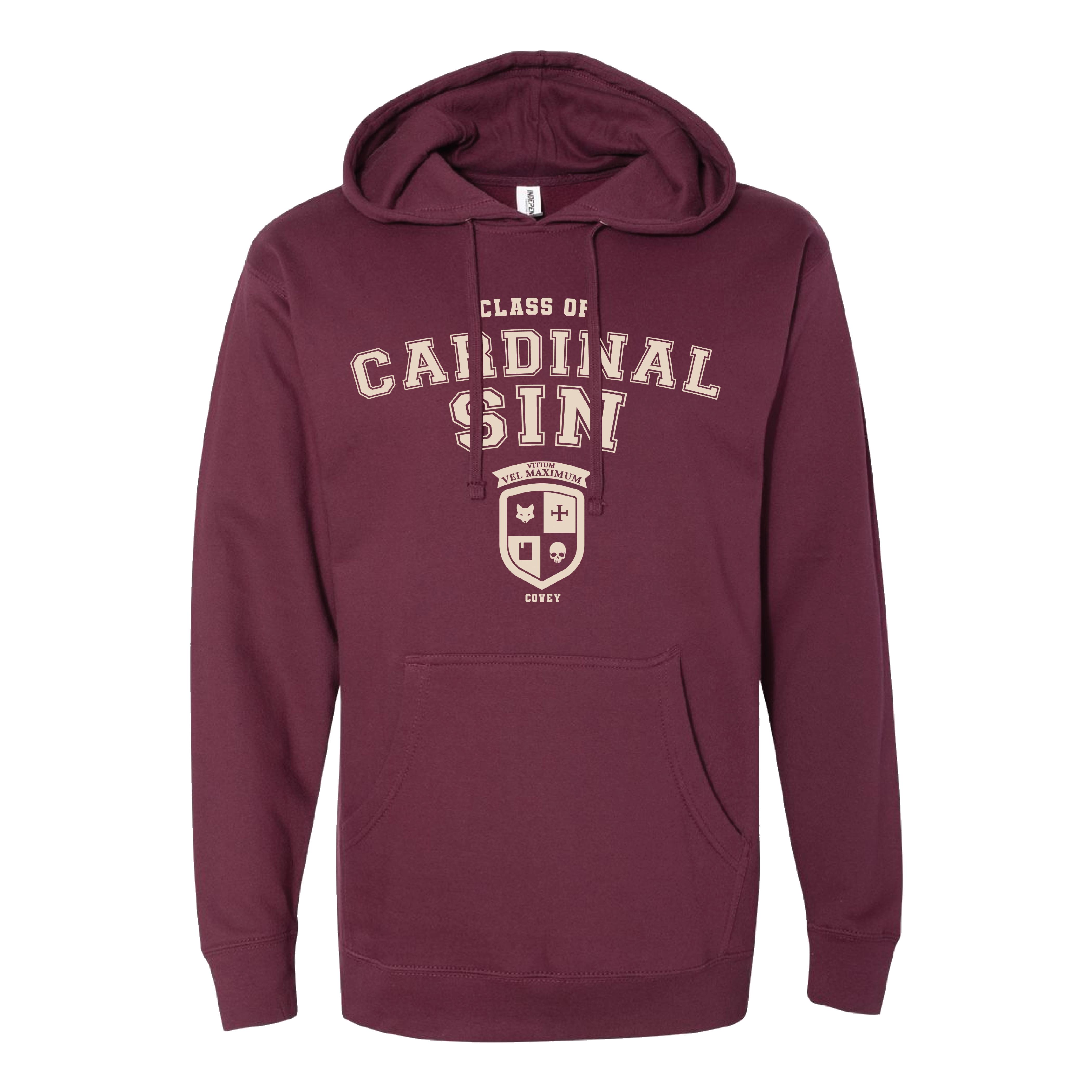 Cardinal Sin Hoodie