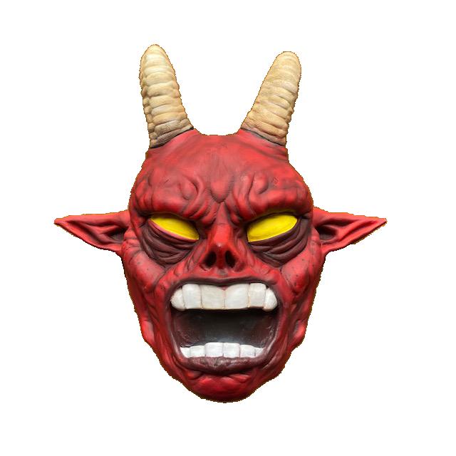 Harris Haggarty Mask