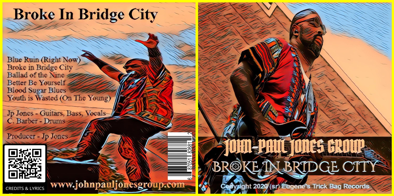 Broke In Bridge City - Physical CD + Digital Sample Download