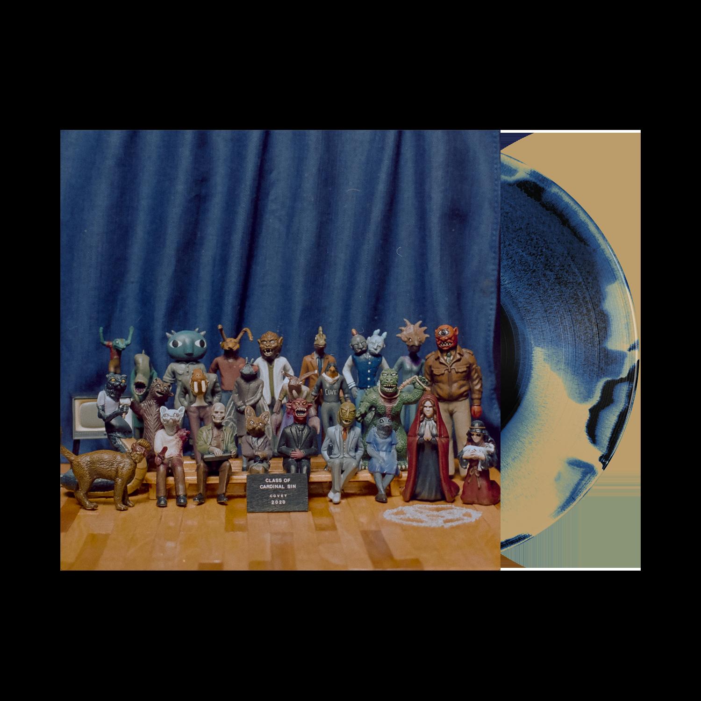 Class of Cardinal Sin Vinyl (Tri Color)