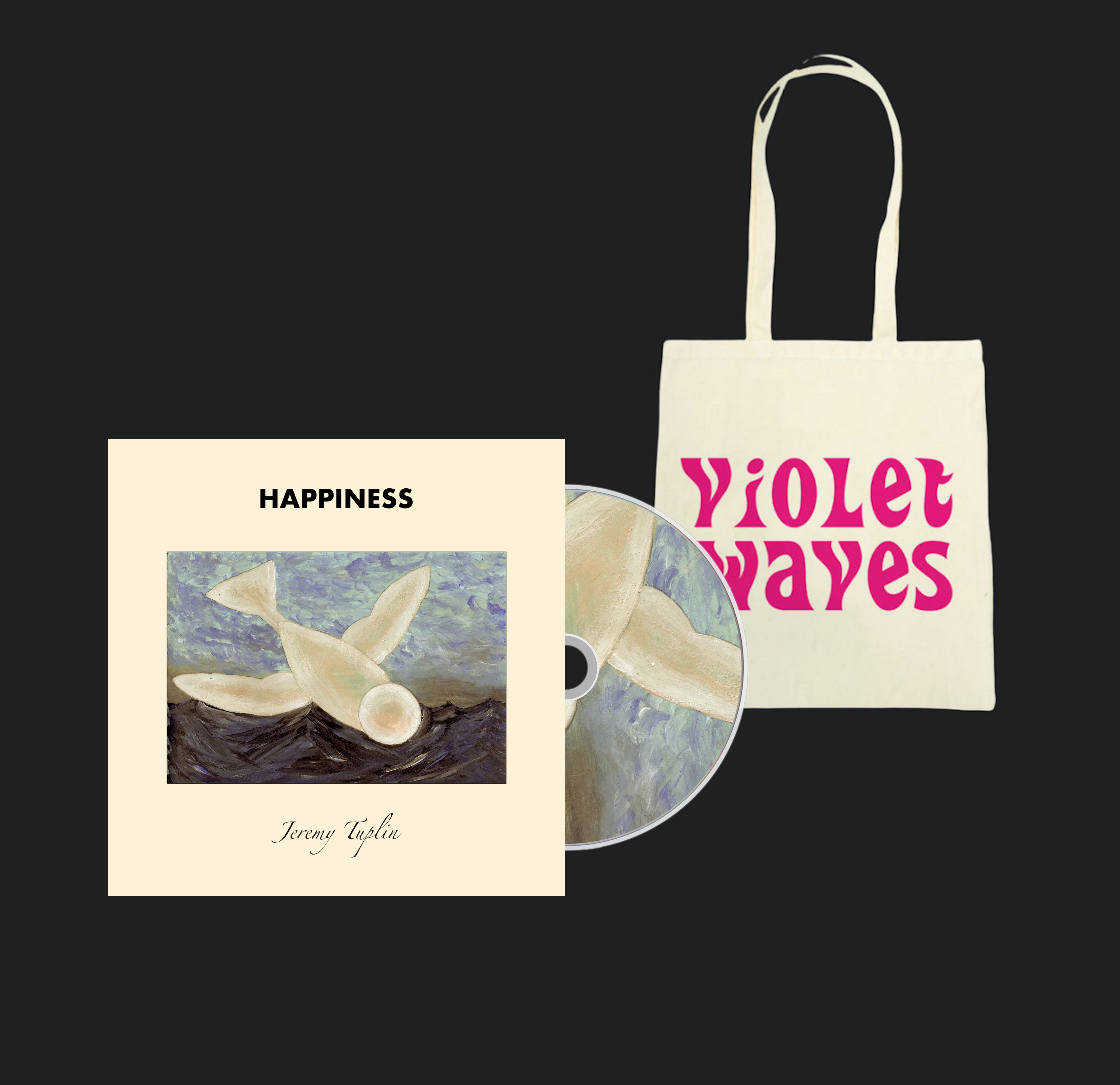 Happiness EP - Jeremy Tuplin
